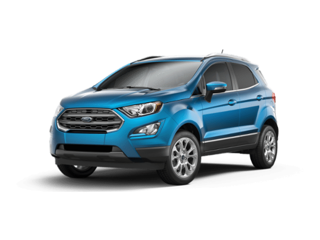 New 2018 Ford EcoSport Titanium SUV N5876 in West Branch, MI